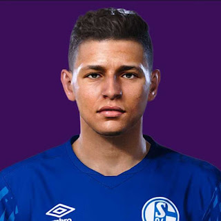 PES 2020 Amine Harit Face by Volun