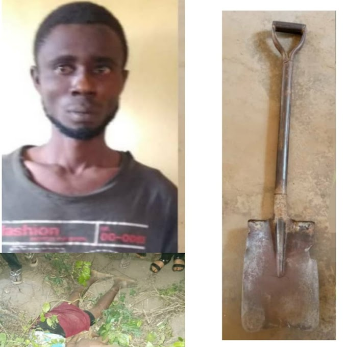 Man runs amok kills wife and daughter in Anambra