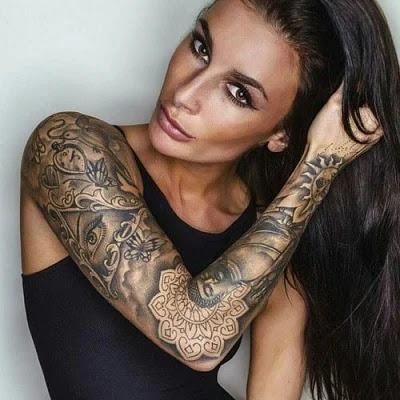 Best Tattoos designs For crazy Women