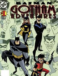 Batman: Gotham Adventures