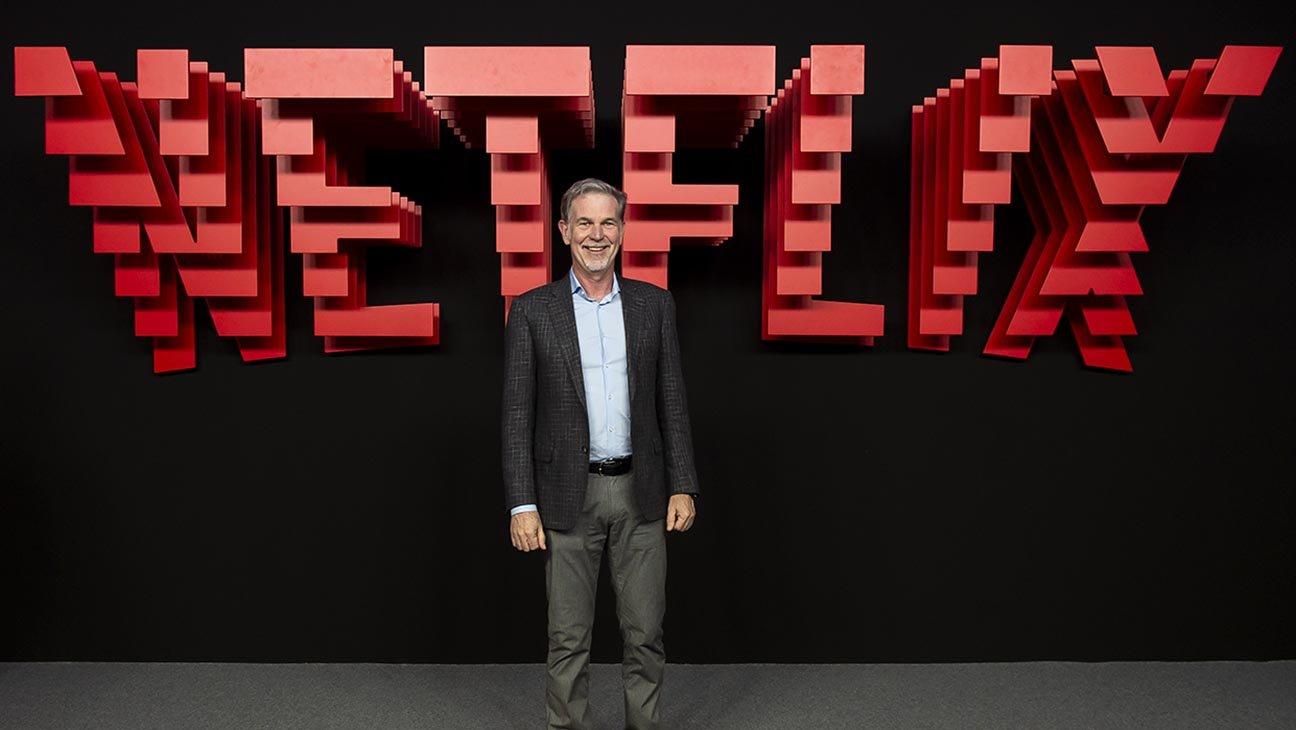 Juan Naharro Gimenez, Netflix CEO