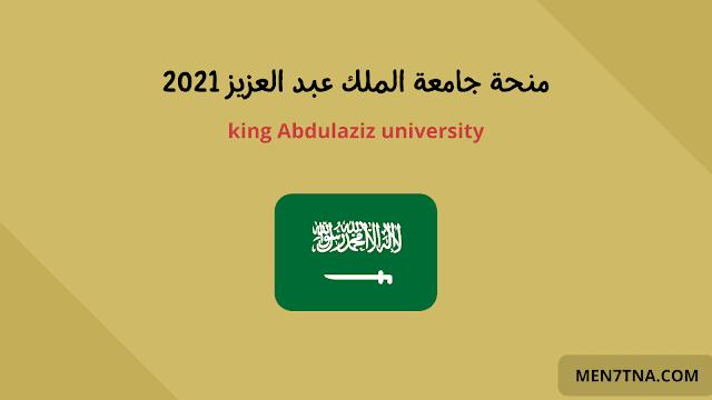 منحة جامعة الملك عبد العزيز