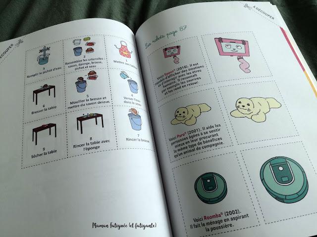 grand cahier montessori apprendre à coder
