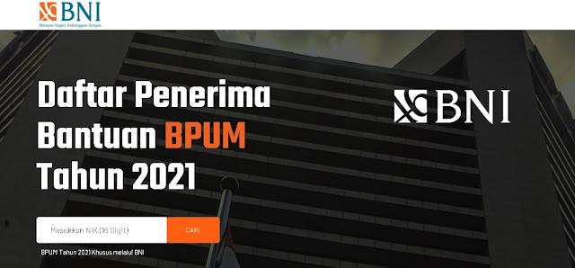 Pencairan BLT UMKM, Eform BRI, Eform UMKM, Eform BPUM