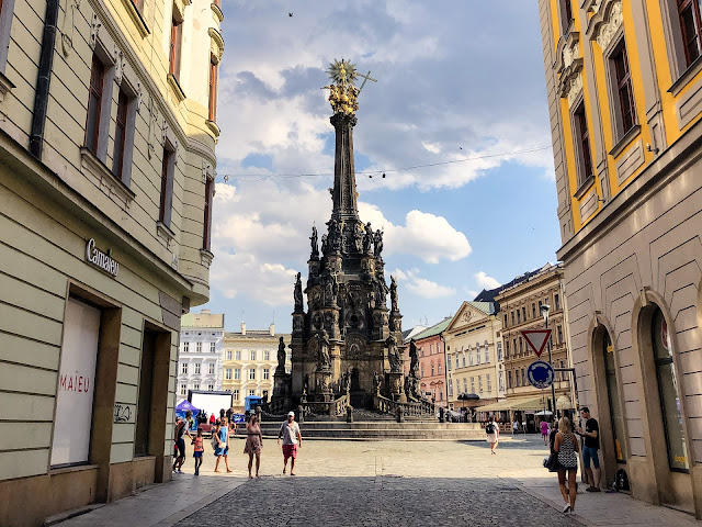 Road Trip From Prague to Olomouc