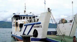 Jadwal Ferry di Danau Toba Rute Tigaras - Simanindo