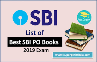 List of Best SBI PO Books for 2019 Exam