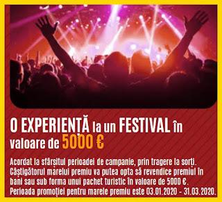 castigatori concurs chio 5000 euro pentru festival