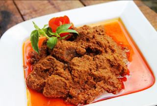 Resep Masakan dari Rendang Ayam Spesial
