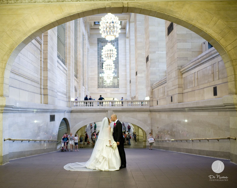 Weddings In Grand Central Station