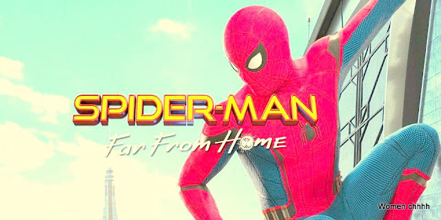Spider-Man Far From Home Movie HD
