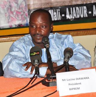 SYSTEME ELECTORAL MALIEN : La solution proposée par le Président du BIPREM, Lacine Diawara