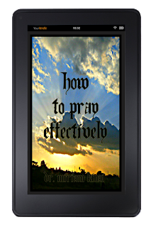 How to Pray Effectively uses practical examples from the Bible to teach you 20 things that you can do to ensure your prayers are answered. This Christian prayer book also answers the following questions: *Who can pray effectively? *How can I pray effectively? *When can I pray effectively? *Where can I pray effectively? *What can I use to pray effectively?