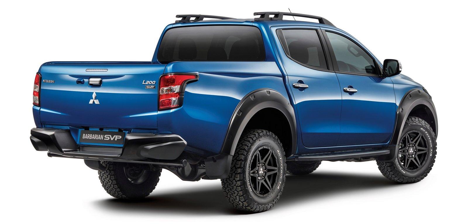 2015 - [Mitsubishi / Fiat] L200 - Triton / Fullback - Page 3 Mitsubishi-L200-Barbarian-SVP-1
