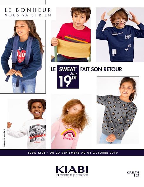 catalogue kiabi tunisie septembre octobre 2019