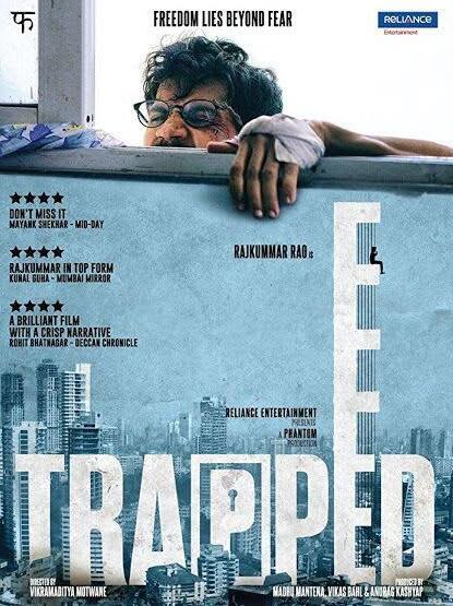 Trapped (2016) Hindi HD Movie 480p 720p