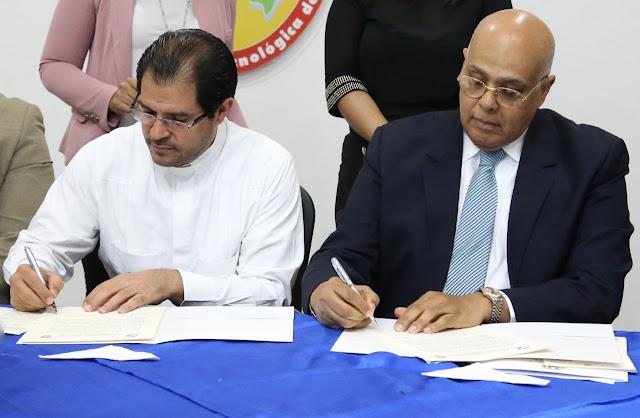 UCATEBA y CND firman convenio para prevenir el uso de drogas prohibidas.
