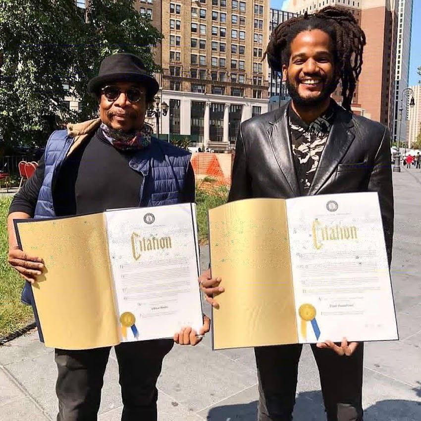 "Paul Beaubrun honoré ""Brooklyn Covid Heroes à Brooklyn """