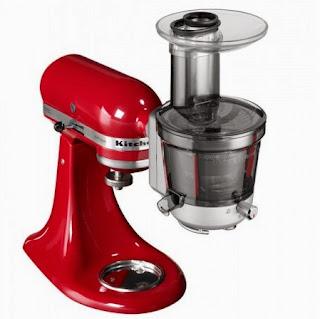 dey cuisine l 39 accessoire extracteur jus de kitchen aid 5ksm1ja. Black Bedroom Furniture Sets. Home Design Ideas
