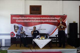 Menpar Arief Yahya Berkunjung Ke Grand Maerakaca