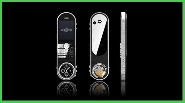 Goldvish Revolution - Most Expensive Phones