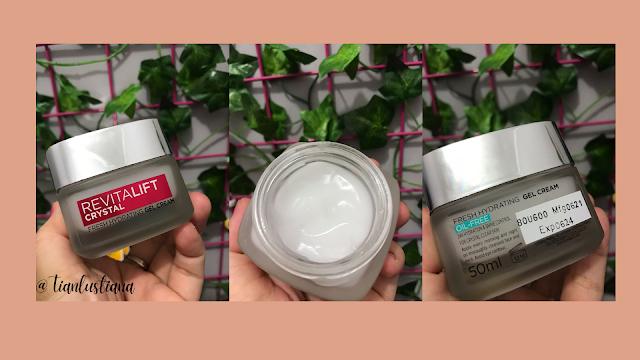 L'Oreal Revitalift Crystal Fresh Hydrating Gel Cream