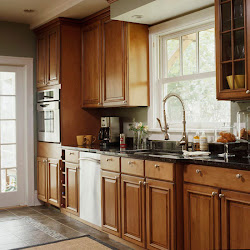 kitchen decorating galley kitchens layout designs dilapidated cabinets modern 1920s furniture plans decor overhaul inefficient inspired complete features remodel backsplash