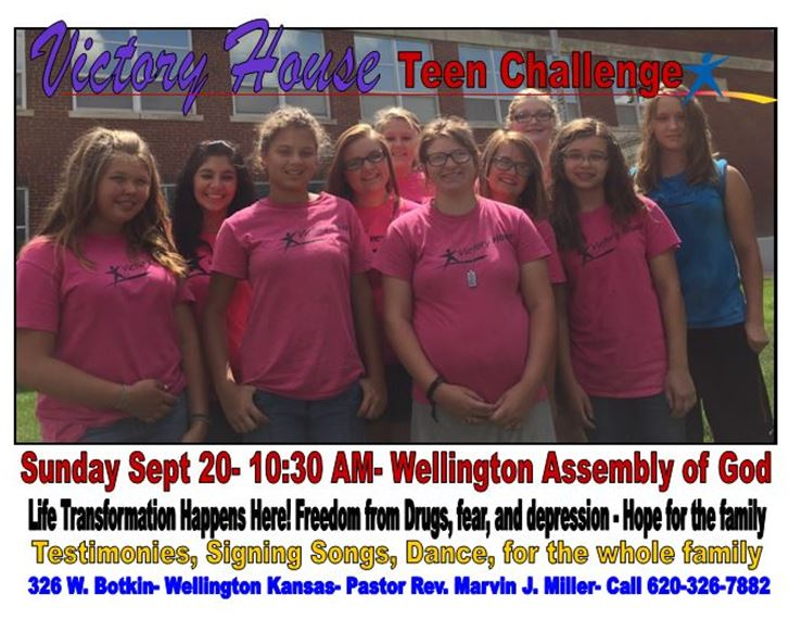 Victory Teen Missions 109
