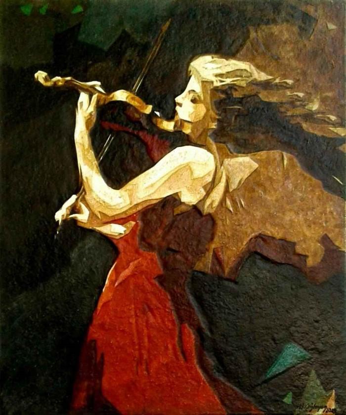 Турецкий художник
