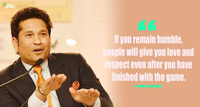 Sachin Quotes About Dreams