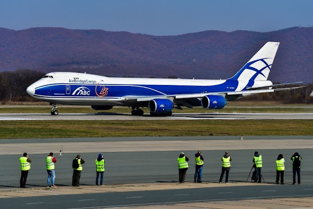 8,000 Boeing 747 will be needed to transport Covid-19 vaccines around the world