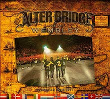 Alter Bridge – Live At Wembley – CD y DVD 2011