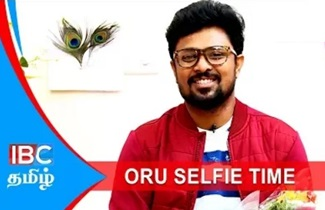 Oru Selfie Time with Dance Master Sherif 15-11-2017 IBC Tamil Tv