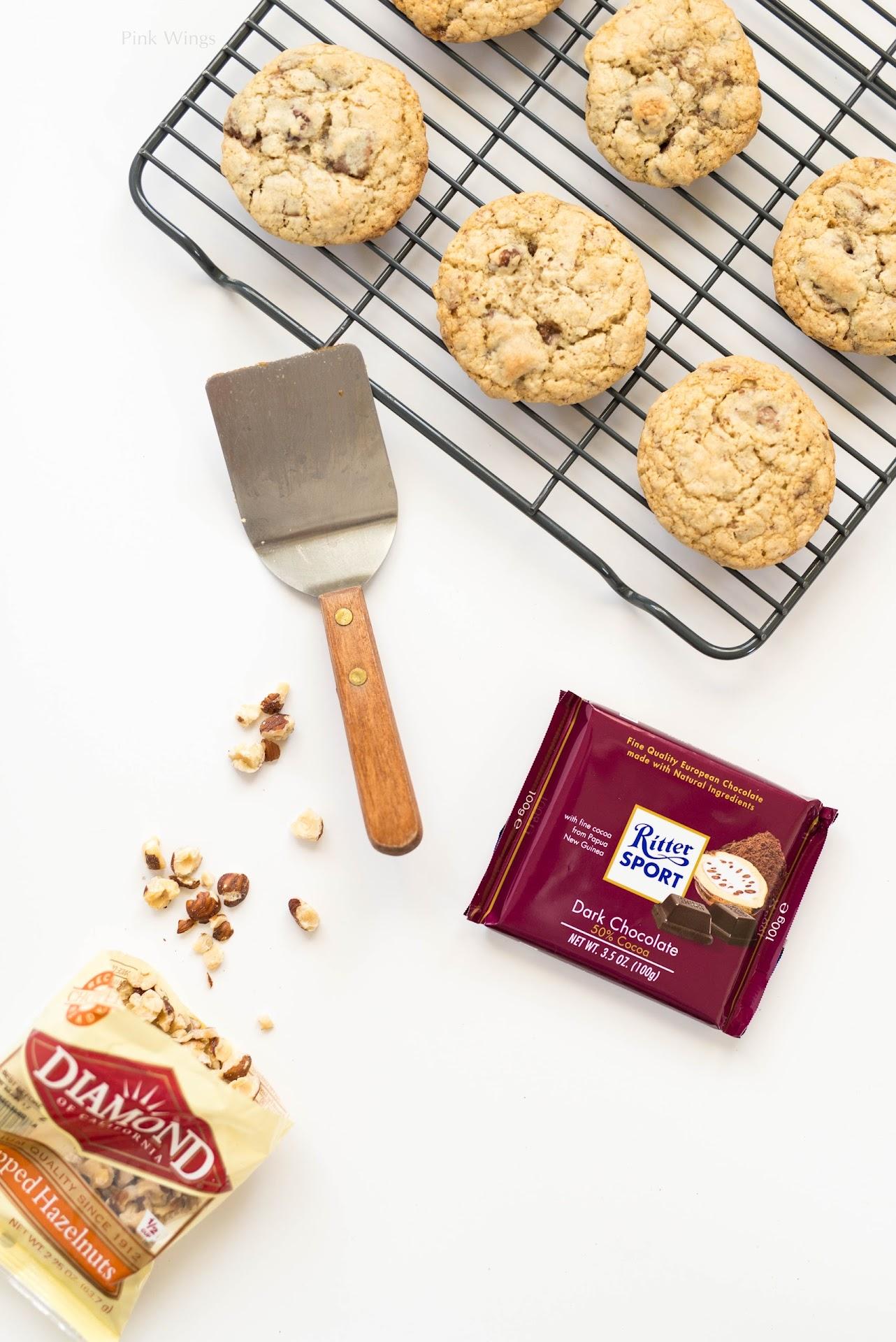 good dark chocolate, european german chocolate, ritter, hazelnut cookie recipe