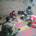 Serasa di Rumah Sendiri, Satgas Makan Malam Bersama Ibu Asuh