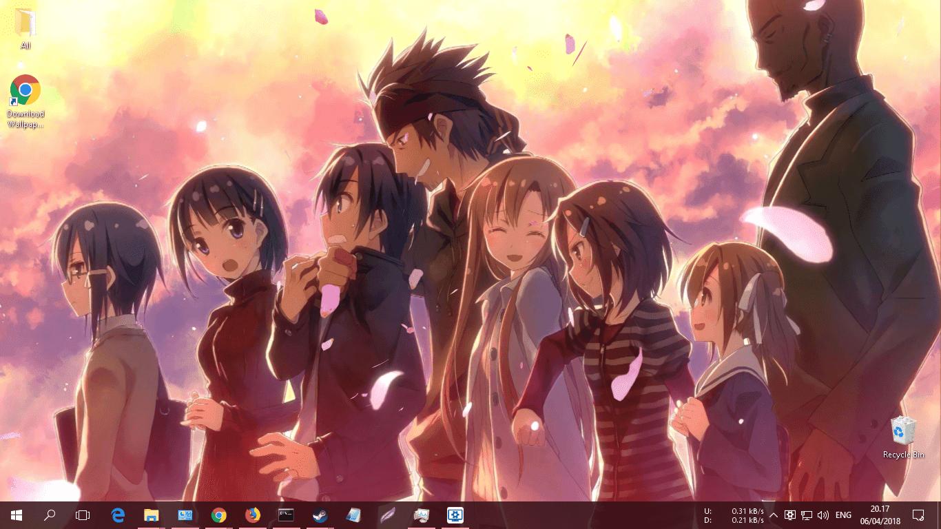 Sword Art Online [Wallpaper Engine Anime]