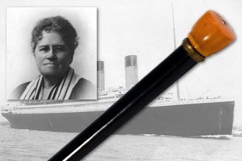 Egy vagyonért kelt el a Titanicról származó életmentő sétapálca
