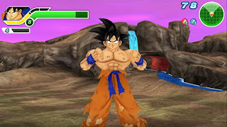 Dbz Tenkaichi Tag Team Mod Iso Full Style BT3  MAIS Menu [Para Android e Pc PPSSPP] +[DOWNLOAD