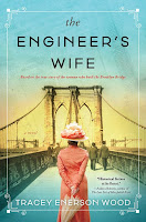 The Engineer's Wife by Tracey Enerson Wood book cover and review