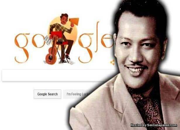 doodle malaysia p.ramlee
