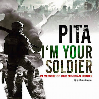 "Gospel Song: Download ""I AM YOUR SOLDIER"" By PITA + Lyrics"