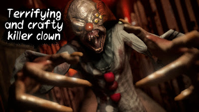 DEATH PARK Mod Apk Download (Scary Clown Survival Horror Game)