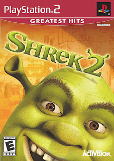 Shrek 2 PS2 free download full version