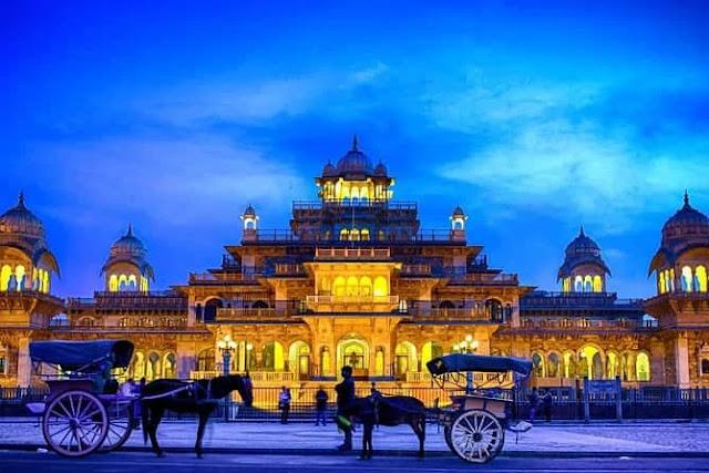 albert hall museum,Jaipur image