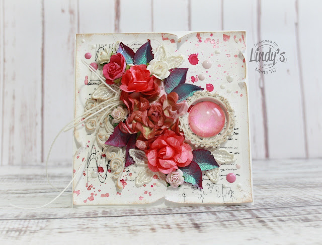 February 2018 Challenge at Lindy's Stamp Gang