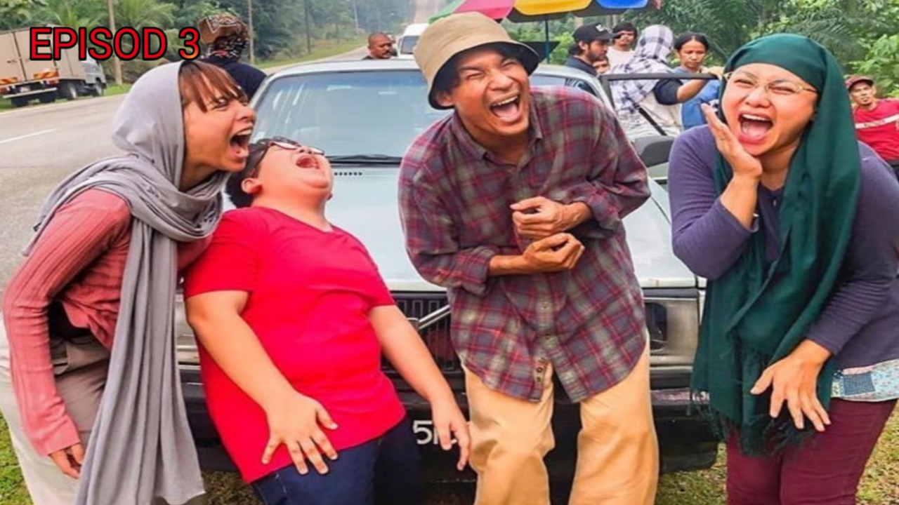 Tonton Drama Kampung People 2 Episod 3 (Lestary TV3)
