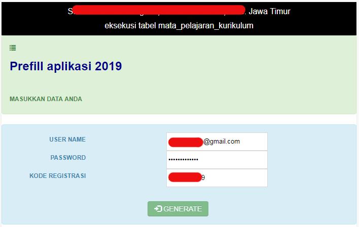 progres pengiriman pmp 2019