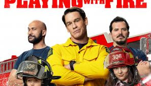 """Movie Review: """"Playing with Fire,"""" Plus a Giveaway for a Family Fun Kit!"""