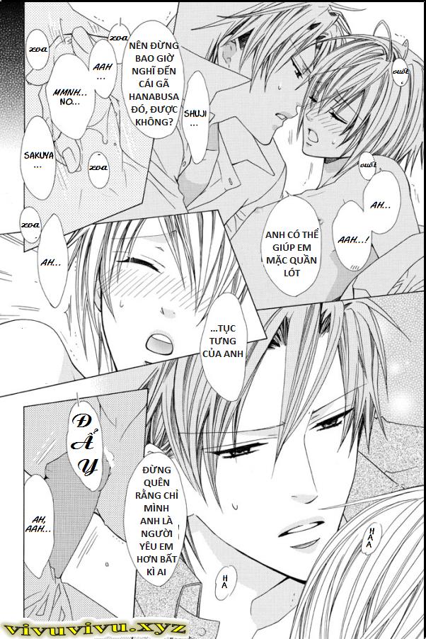 Trang 12 - (chap 2)TUẦN TRĂNG MẬT 18+ (- HARUKA MINAMI) - Truyện tranh Gay - Server HostedOnGoogleServerStaging