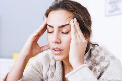 4 Obat Alami Sakit Kepala Paling Ampuh